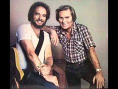Merle Haggard & George Jones the brothers