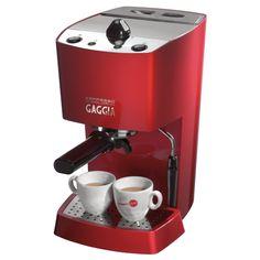 Espresso-emi-Automatic Espresso Machine  by Gaggia  $162.98