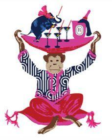chinoiserie monkey - Szukaj w Google