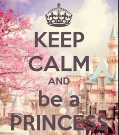 "I normally don't like the ""Keep Calm"" ones, but this is cute"