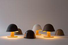 MUSH LAMP by Garay Studio / Claudia Garay /