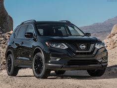 2017 Nissan Rogue One Star Wars Edition