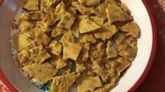 This is a wonderful peanut brittle that is easy to make and wows everyone! Have all the ingredients for this recipe measured out and ready. This recipe requires that you react quickly. You do not have time to measure ingredients in between steps.