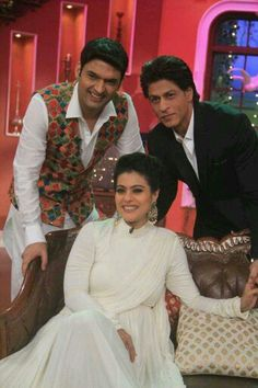 Shah rukh khan kajol #1000 weeks of ddlj kapil sharma