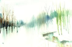 Watercolors, Abstract, Artwork, Work Of Art, Watercolour Paintings, Summary, Water Colors, Watercolor Paintings, Watercolour