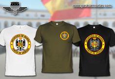 Infantería de Marina. Tercio de Armada. Armada Española. Camisetas Militares. www.paracamisetas.com
