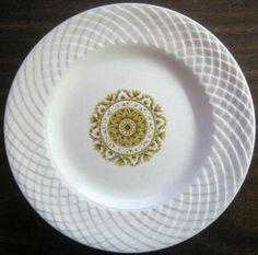 Decorative Dishes - Urban Chic Medallion Cross Hatch Elegant Vintage Plate, $24.99 (http://www.decorativedishes.net/urban-chic-medallion-cross-hatch-elegant-vintage-plate/)