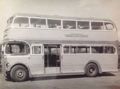 Barton Transport's first new double deckers after the war were delivered in 1947/8. They were Leyland Titan PD1s with beautifully designed Duple bodies. These vehicles gave many years of reliable service and became something of a legend in bus circles