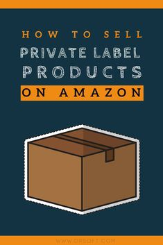 Selling private label products is quite popular among Amazon sellers as it's a successful way to increase income. Amazon is growing day by day at an incredible rate, soon to take over the world. So, as though there are more and more private label sellers, the opportunity rate increases as well leaving enough room for beginners to gain their place. #Amazon #Amazontips #Amazonfba #sellers #entrepreneur Amazon Jobs At Home, Make Money On Amazon, What Is Amazon, Amazon Fba Business, Bussines Ideas, Amazon Online, What To Sell, Amazon Seller, Private Label