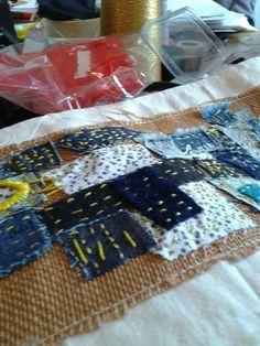 Seminarios Técnicas Textiles Boro Boro