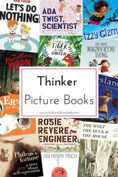 Thinkers Picture Book List