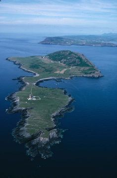Bardsey Island - North Wales. Whether you have an interest in nature or just want to get away from it all, a stay on Bardsey Island is hard to beat.