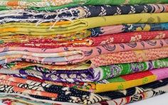10 Pieces Whole Sale Lot of Indian Tribal Kantha Quilts Vintage Cotton Bed Cover Throw Old Sari Made Assorted Patches Made Rally Blanket ** Check out the image by visiting the link.