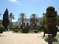 El Puerto de Santa Maria,a little town ..
