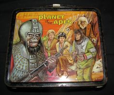 Vintage 1974 Planet of the Apes