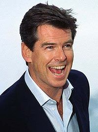 Pierce Brosnan. Best 007 ever: good-looking, elegant, funny, ironic everything...