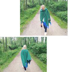 Capemädchen und ich im Wald. Mehr auf kathrynsky.de