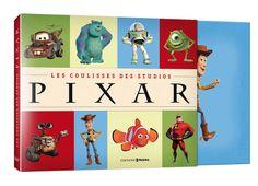 Coffrets Les coulisses des studios Pixar