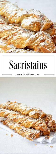 Recipe for french Sacristains made with Puff Pastry * Rezept für französische Sacristains aus Blätterteig oder Blätterteig-Stangen aus der Provence* Recette de Sacristains* Made by La Pâticesse