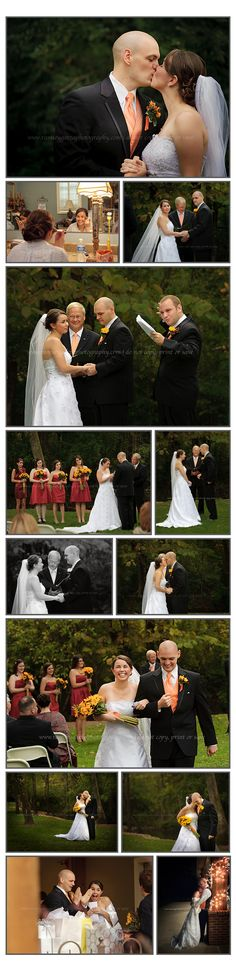 Knoxville Wedding Photography Smithview Pavillion