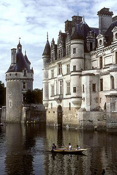 . Chateau de Chenonceau - Loire Valley - France  © Philipp Leibfried
