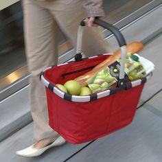 reisenthel reusable bags on pinterest grocery bags. Black Bedroom Furniture Sets. Home Design Ideas