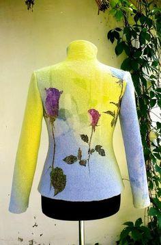 Farb-und Stilberatung mit www.farben-reich.com - Amazing wool art of Natalia Leleckaya (Наталия Лелецкая) Ukraine