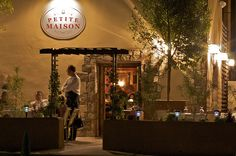 Petitte Maison....Really wonderful French restaurant in Downtown Scottsdale