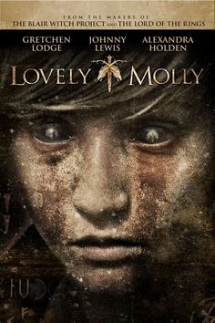Lovely Molly Movie Poster - Gretchen Lodge, Johnny Lewis, Alexandra Holden…