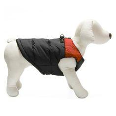 Gooby Padded Vest for Dogs, Medium, Red - http://www.thepuppy.org/gooby-padded-vest-for-dogs-medium-red/