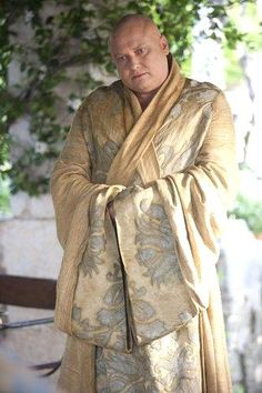 Lord Varys ~ #Game of Thrones