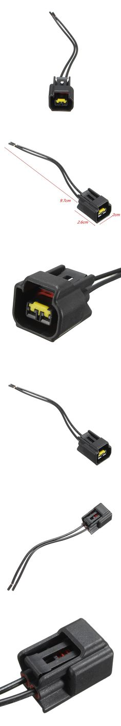 Car Ignition Coil Connector Modular for Ford 4.6 5.4 6.8 /Cobra /Mustang Pigtails 1991-2011 756330755072