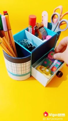 Como organizar os acessórios de forma criativa We