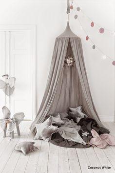 Coconut White: Numero 74 - inspiraatiota lastenhuoneisiin!