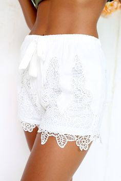 Bungalow Shorts | SABO SKIRT