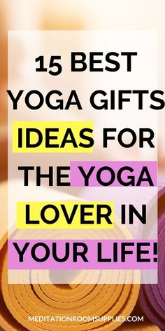 15 best yoga gifts for the yoga lover in your life! Here you will find the Internet's top 15 unique yoga gifts. You can find the gift that she will love so she can have an amazing yoga practice. yoga gifts ideas , yoga lover gifts ideas, unique gifts, yoga mat #yoga #yogalover #yogagirl #gifts Yoga Room Decor, Meditation Corner, Frog Statues, Zen Space, Lotus Mandala, Lotus Design, Cat Statue, Buddha Buddhism