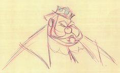 Milt+drawings_0018.jpg (400×246) https://www.facebook.com/CharacterDesignReferences