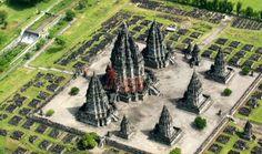 Unique history of the discovery of Prambanan temple in Yogyakarta, Indonesia Dutch East Indies, Borobudur, Hindu Temple, Angkor, Borneo, Backpacker, Pilgrimage, Paris Skyline, City Photo