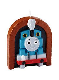 For use on the ice cream cake - I don't have to make Thomas out of fondant! YAY! lol     Thomas the Tank Engine Party Supplies - Thomas the Tank Birthday - Party City