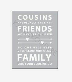 11 Best Cousins Poems Images Cousins Best Cousin Quotes Cousin