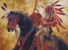 Knight of the Great Plains | Blackfoot