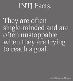 INTJ Facts