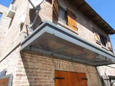 techo de policarbonato, pergolas, aleros: marzo 2016