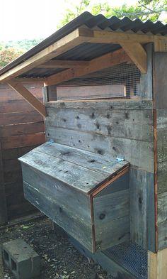Barn Board Coop