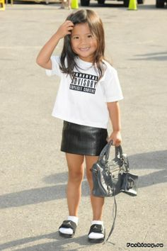SF   Kids fashion