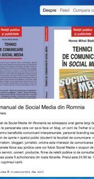 Tema flash pentru pagina de facebook a blogului expertului in sociam media Horea Mihai Badau.