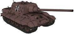 Platz Girls und Panzer GP 10 1/35 Jagdtiger Kuromorimine Girls school ver JPN 33