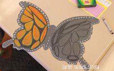 Creating Monarch Butterflies