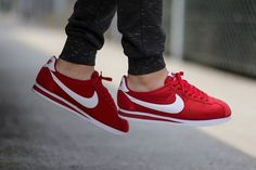 Nike Cortez. Watch out for fakes.. get a 27 point step-by-step guide on spotting fakes from goVerify.it