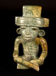 Figurine from Teotihuacan.